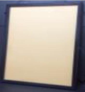 hộp đèn siêu mỏng nắp bật một mặt 22cm kiểu thái