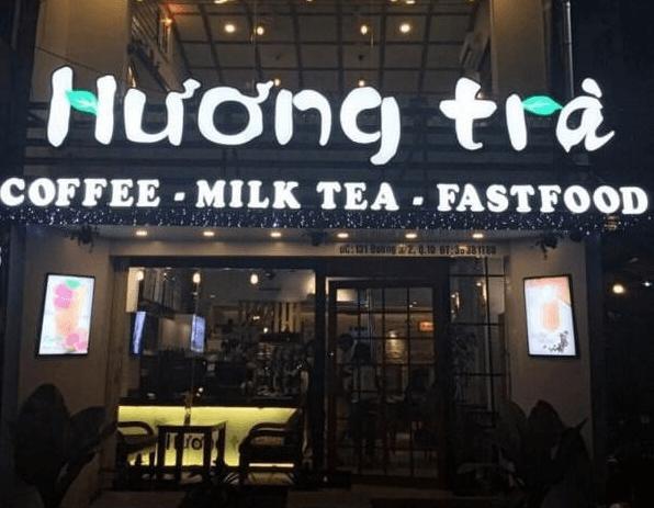 cafe huong tra
