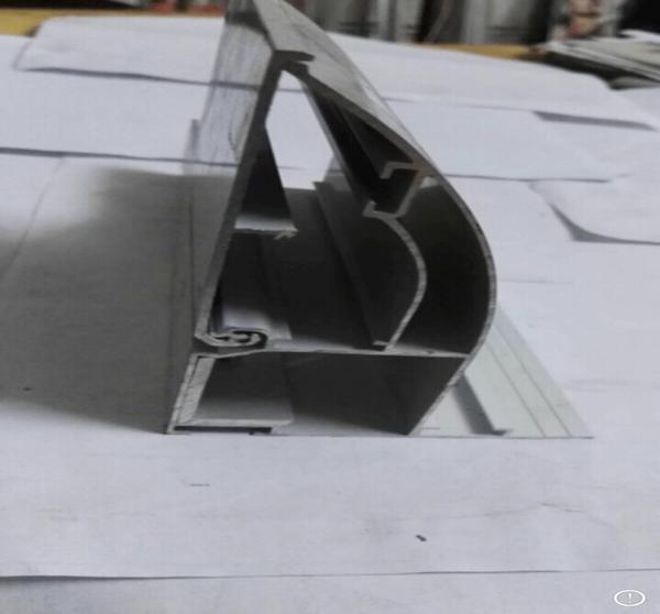 thanh nhôm hộp đèn bật hông labo 8cm