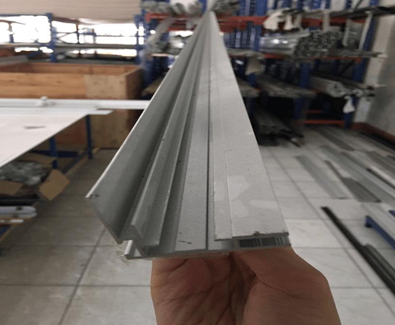 thanh nhôm hộp đèn khung cabo 4.5cm