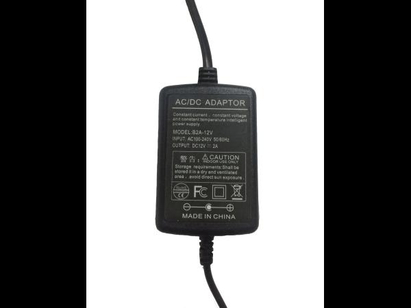 adapter 12v 2a